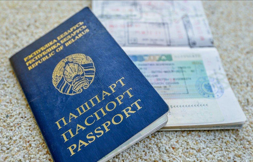Литва введет для белорусов сбор за национальную визу — 60 евро