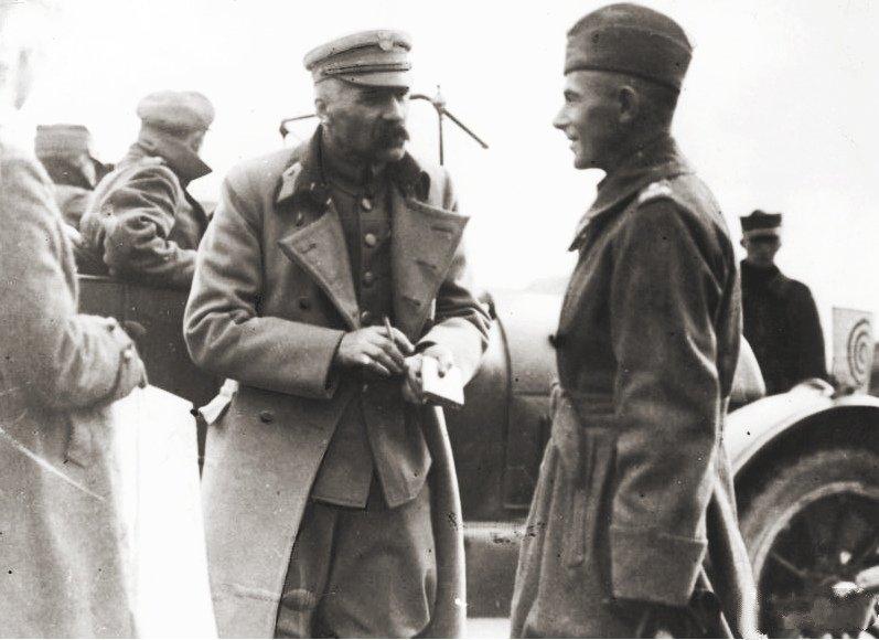 Юзеф Пилсудский: отец Польши