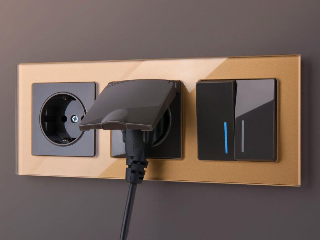 Как выбрать дизайн розеток и выключателей?