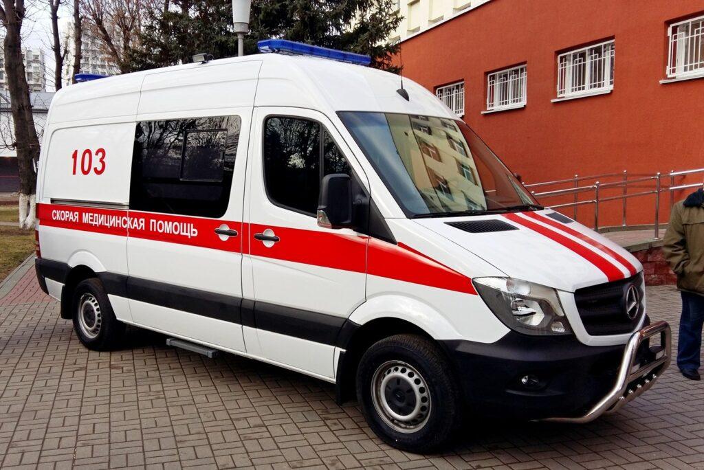 В Минске в скорую из-за употребления некачественный воды обратились 15 человек