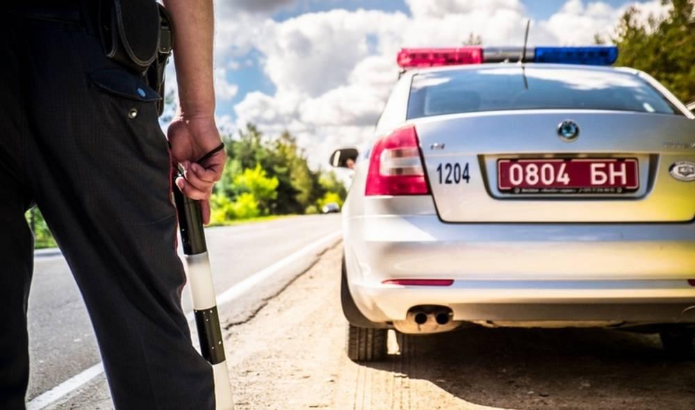 ГАИ предупреждает об отработке автодорог