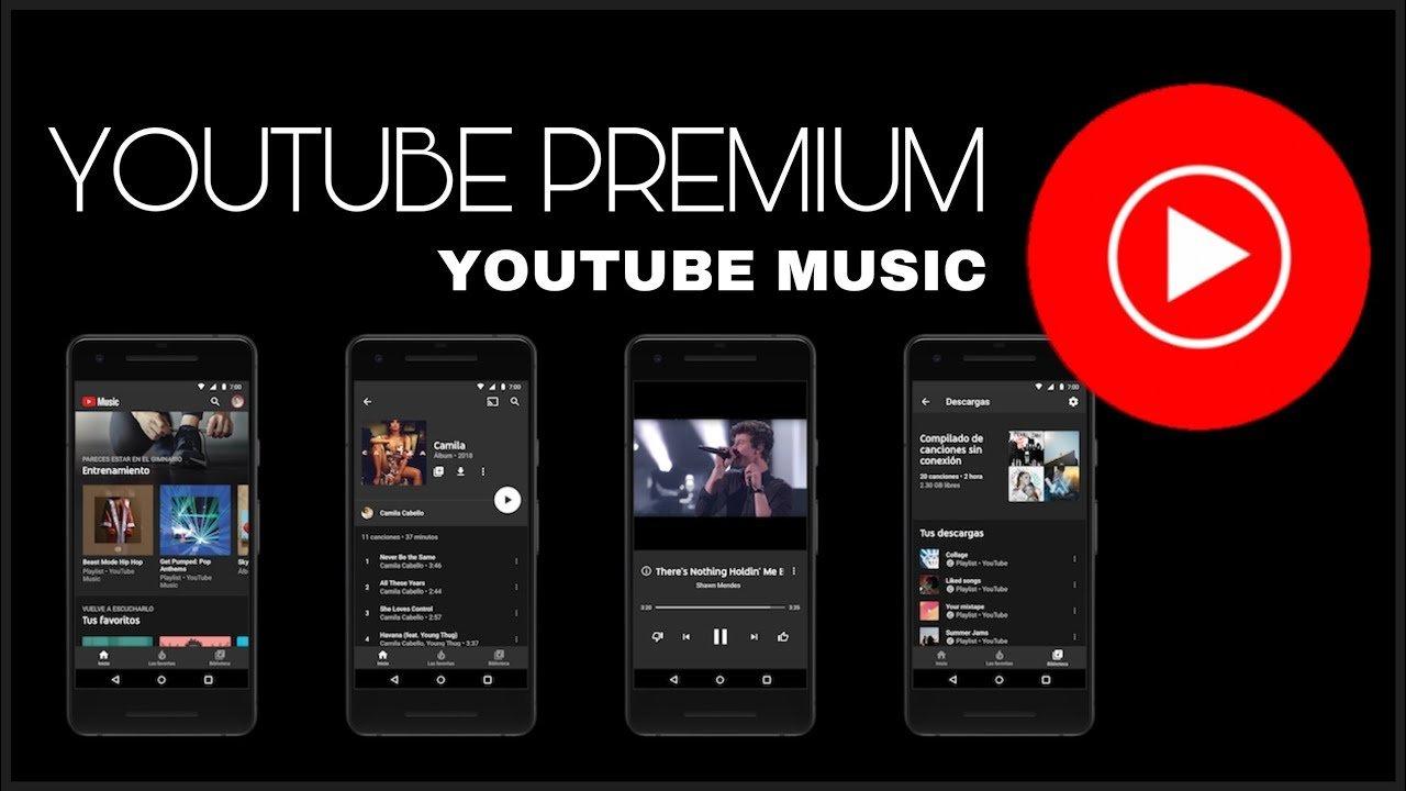 YouTube Music и YouTube Premium теперь доступны в Беларуси