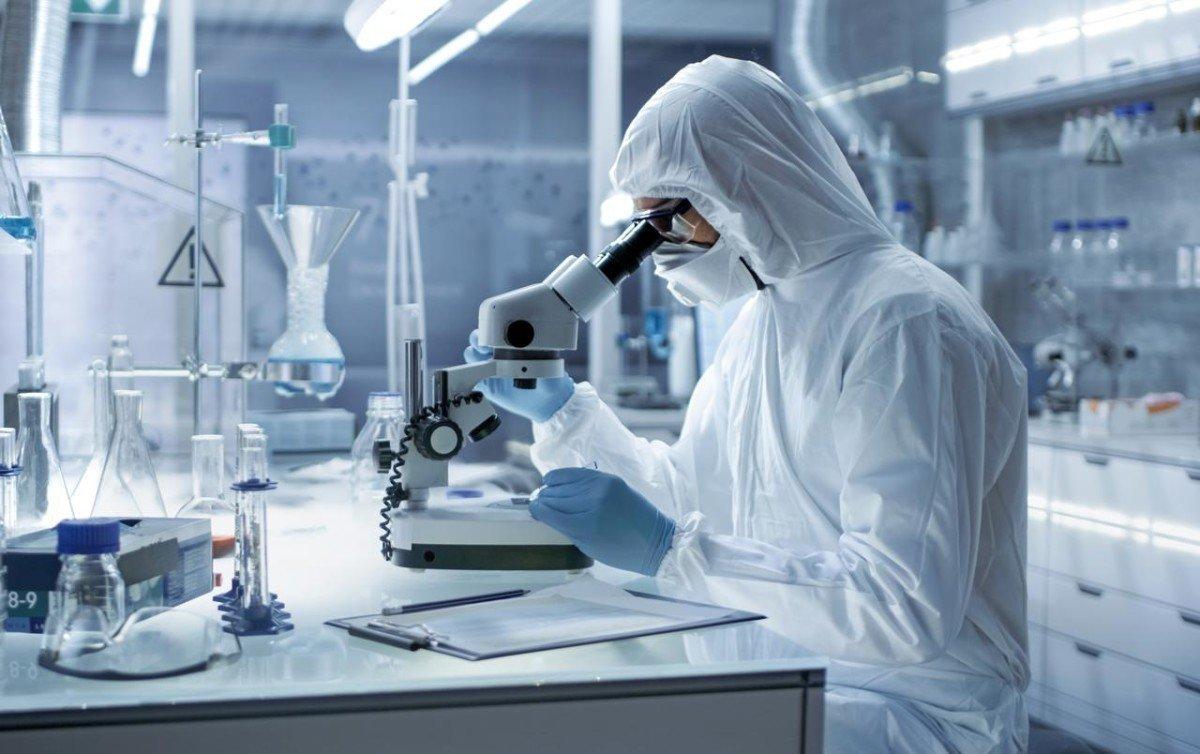 лаборатории по производству коронавируса