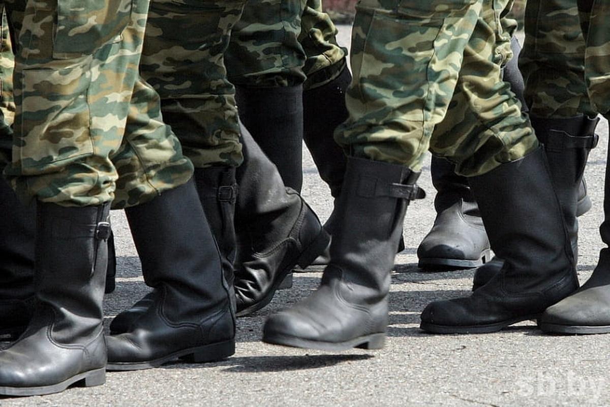 Очередная смерть в белорусской армии