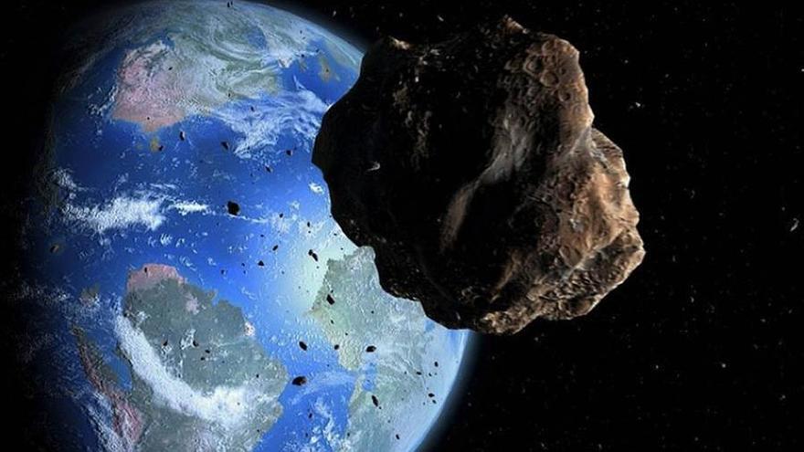 Потенциально опасный астероид приблизится к Земле 6 июня