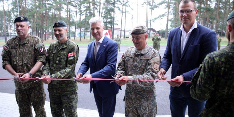 Прибалтийский плацдарм НАТО