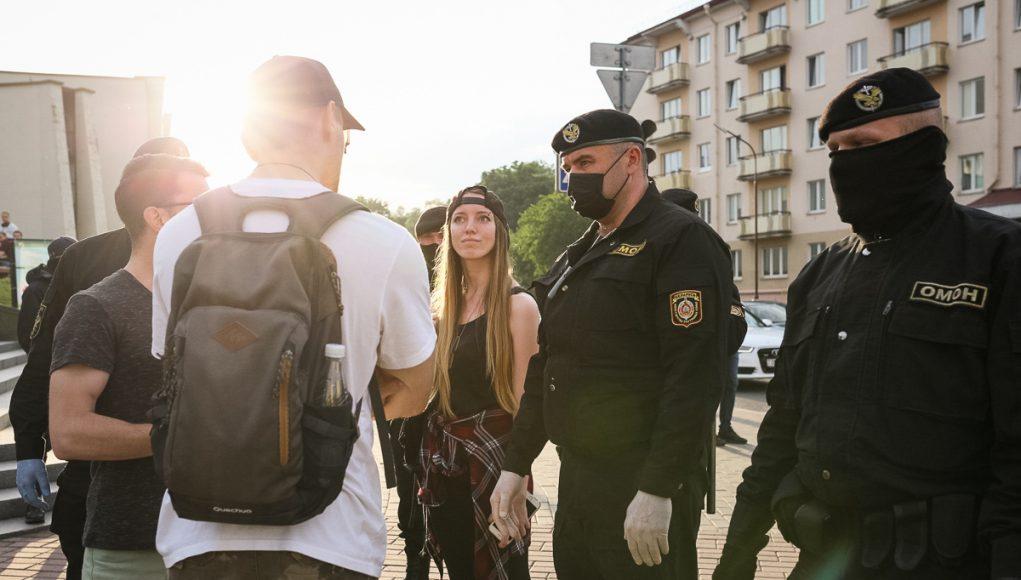 Прозападные СМИ готовят почву для «майдана» в Беларуси