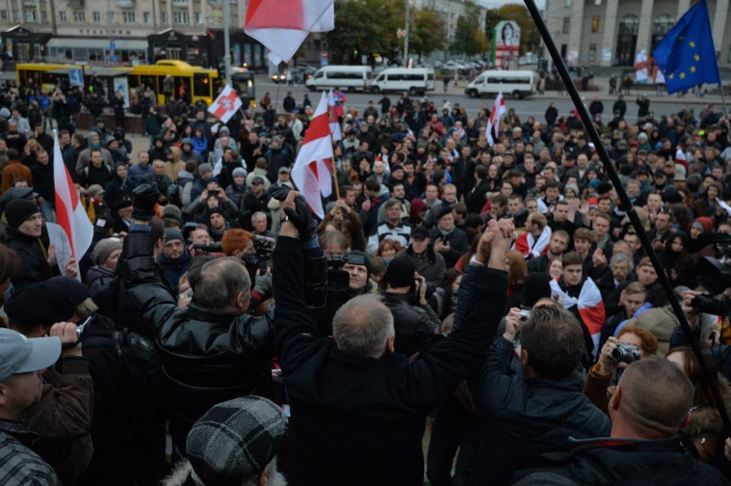 Призыв ко всеобщей забастовке – фальстарт оппозиции или элемент четкого плана?