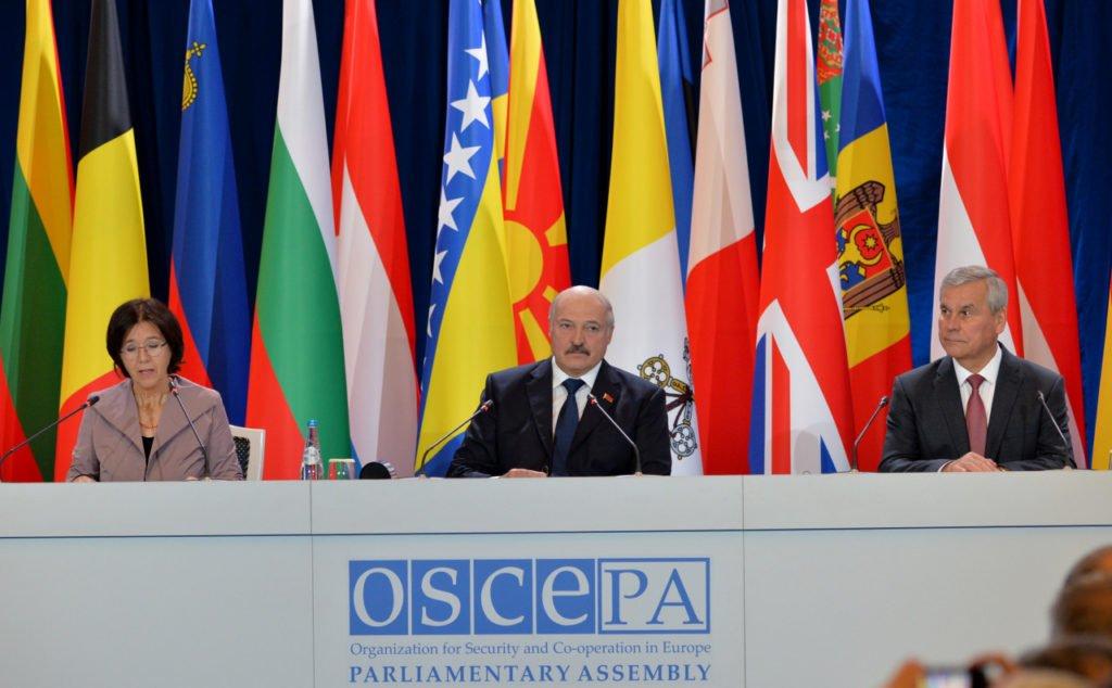 ОБСЕ не станет посылать своих представителей на выборы президента Беларуси