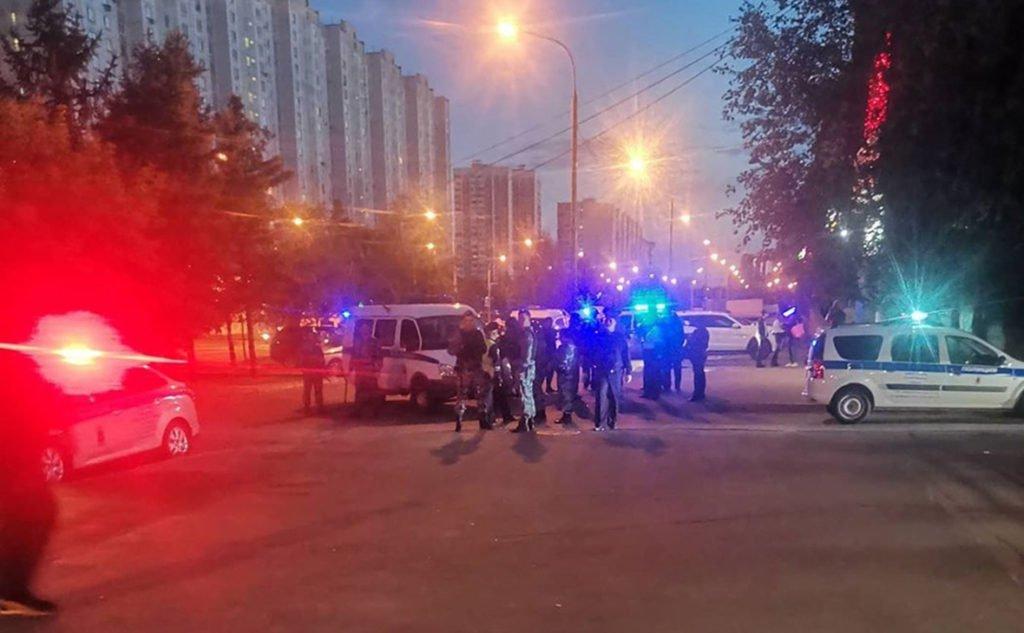 Выходцы из Азербайджана и Армении устраивают столкновения по всей Москве