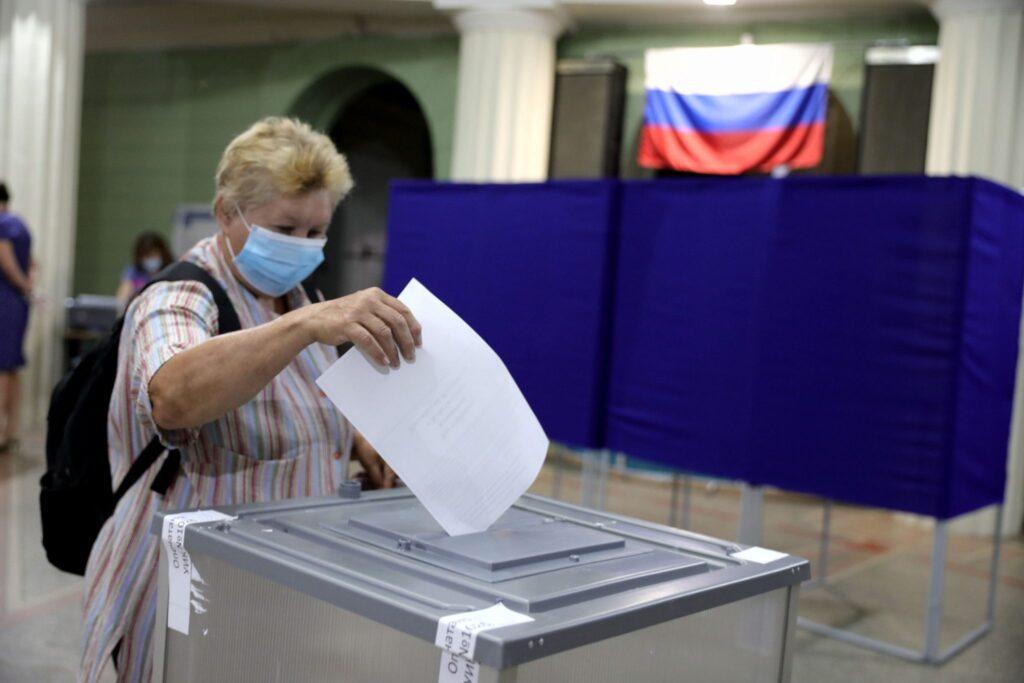 За поправки к Конституции проголосовали 77,93% россиян