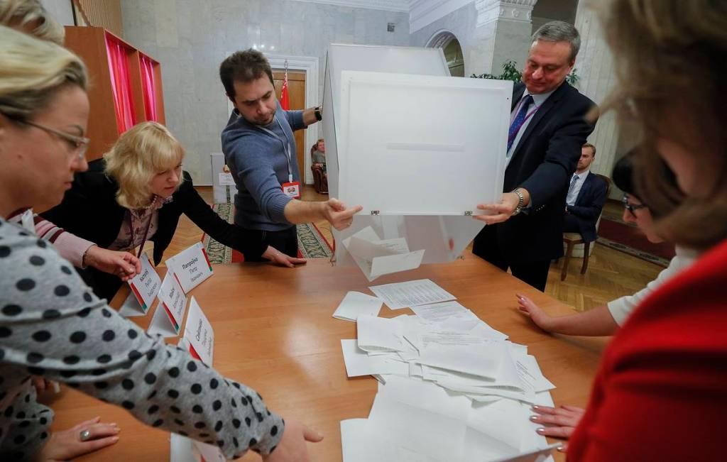 Наблюдателями на выборы зарегистрировались почти 43 тыс. человек