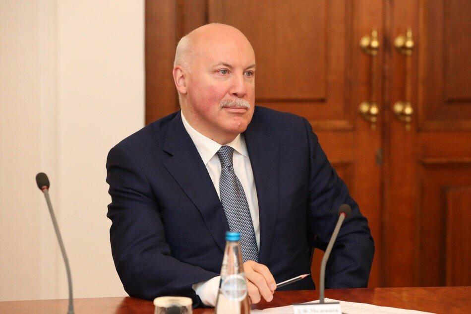 Посол РФ Мезенцев призвал власти Беларуси пересмотреть интеграционные планы