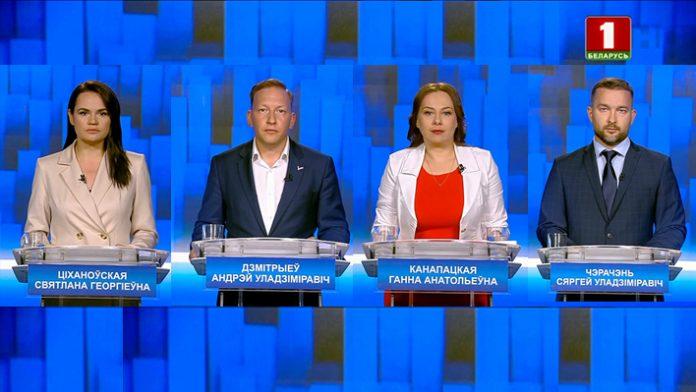 Кандидаты в президенты обратятся к народу сегодня по телеканалам