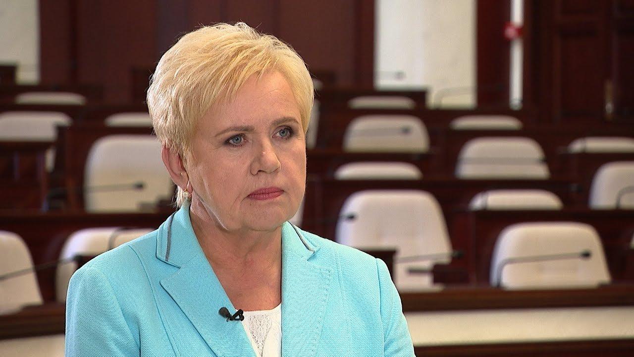 Глава ЦИК Ермошина признана потерпевшей по делу Тихановского