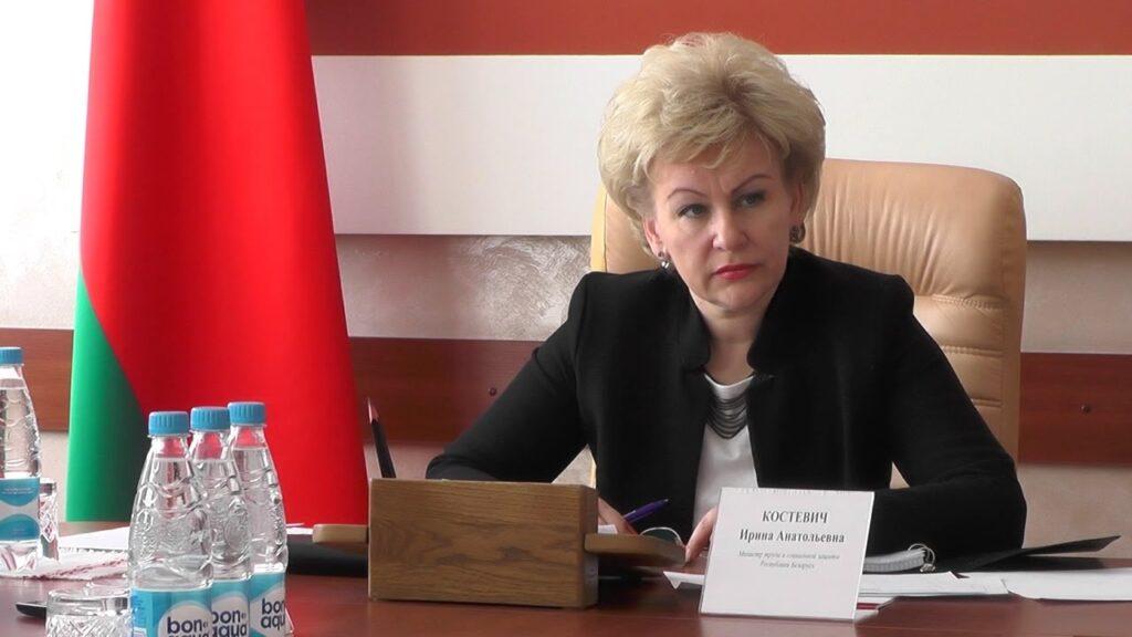 Министр труда рассказала, как изменилась в Беларуси занятость из-за пандемии