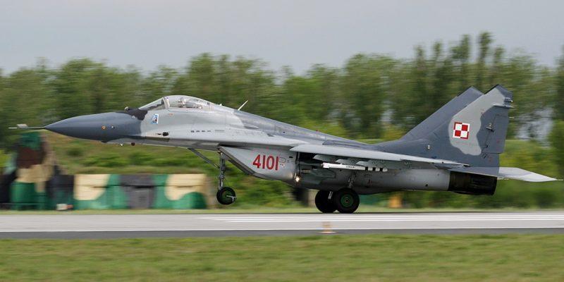 Украина взяла в заложники польские МиГ-29