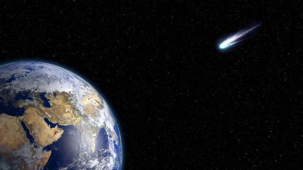 Астероид объемом в два футбольных поля приближается к Земле