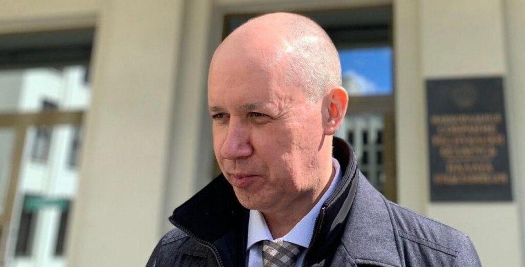 Верховный Суд отклонил жалобу Цепкало на решение ЦИК не регистрировать его кандидатом в президенты