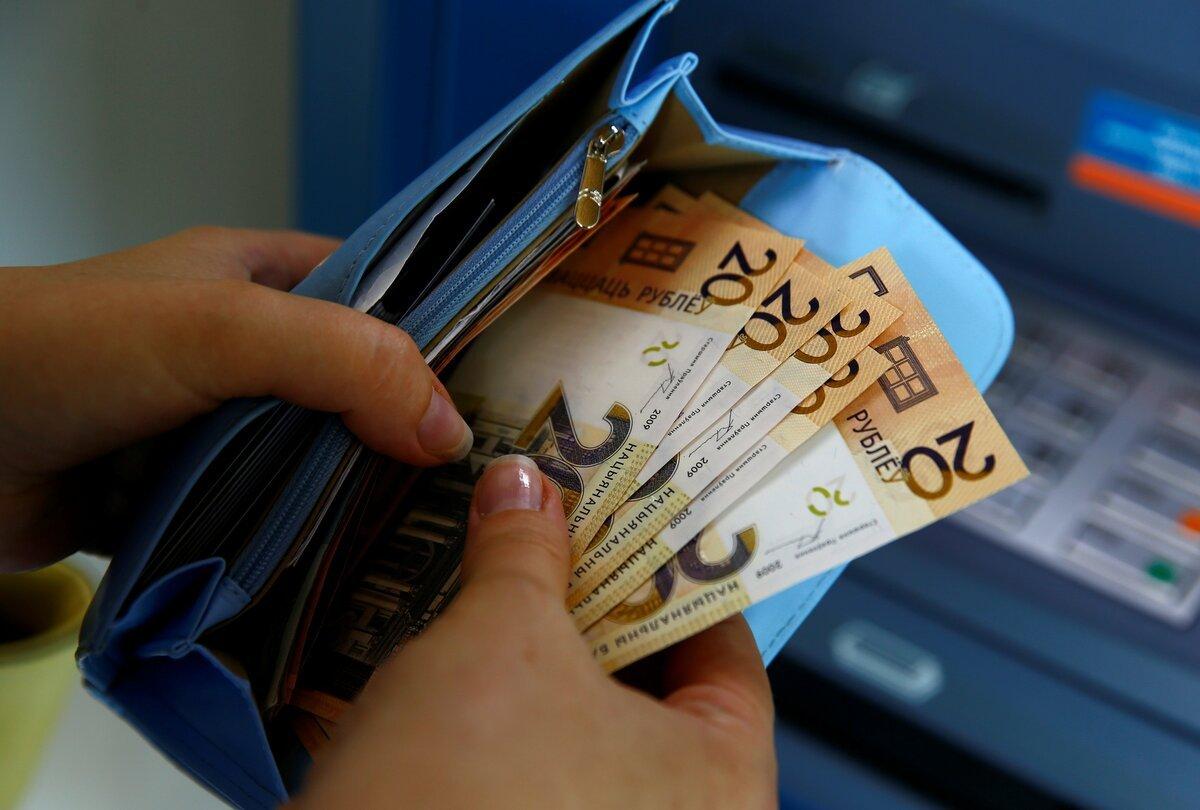 Белстат обнародовал зарплаты этого года. Более четверти занятого населения имеют зарплату 1,5 тысячи рублей