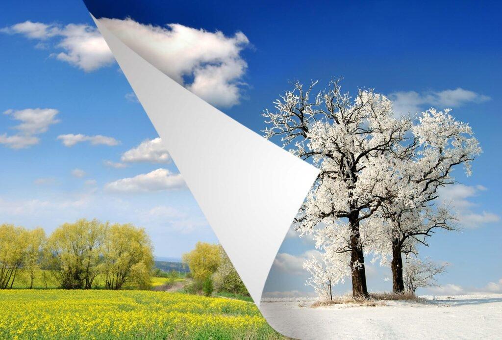 В Белгидромете обеспокоены сокращением зимы и увеличением продолжительности климатического лета