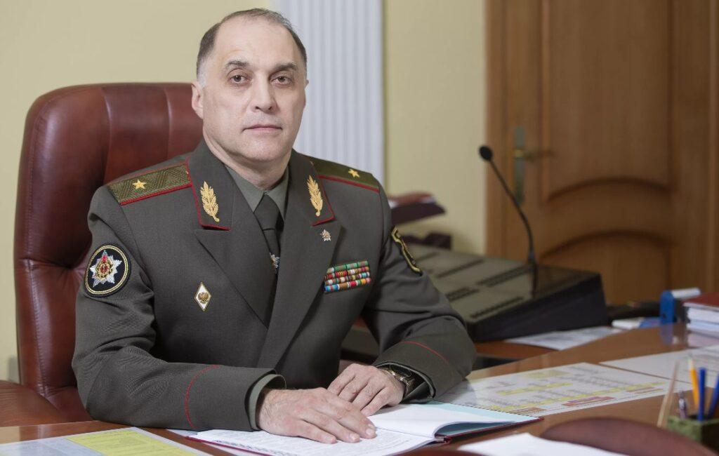генерал-майор Александр Вольфович