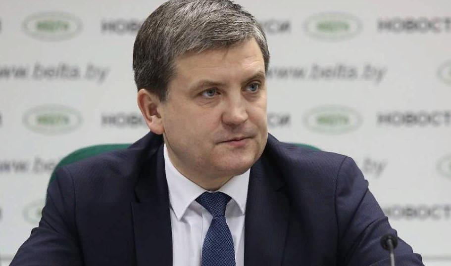 министр информации Игорь Луцкий