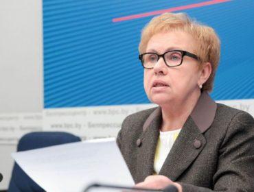 Лидия Ермошина: Если люди думают, что мы пересмотрим и присудим победу Тихановской, так не бывает