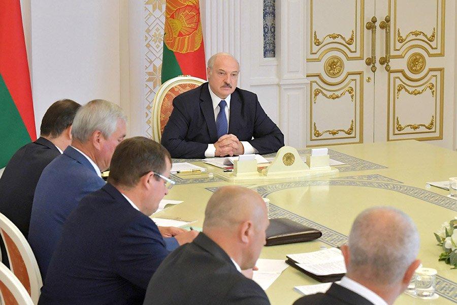 Лукашенко созвал очередное заседание Совбеза