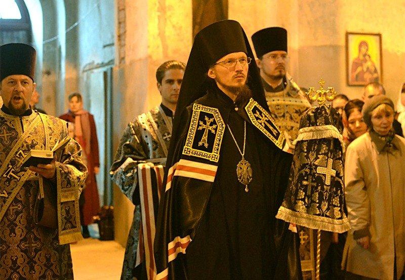 назначению нового белорусского Экзарха