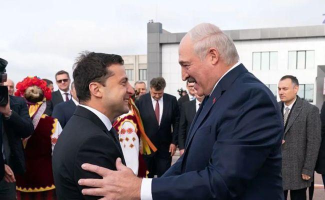 непризнании Киевом инаугурации Лукашенко