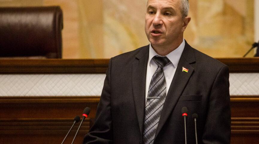 Караева сняли с поста министра внутренних дел