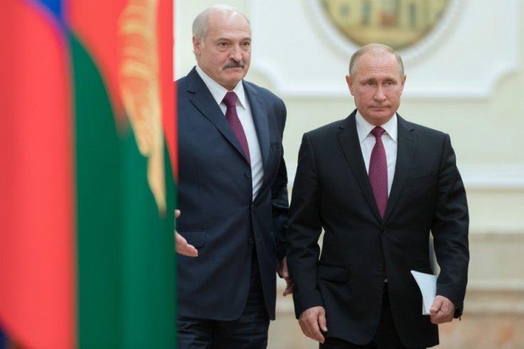 Визит Лукашенко в Москву