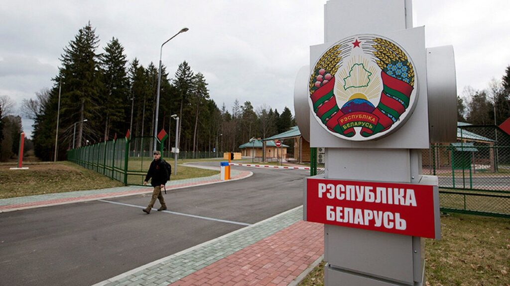Беларусь временно ограничивает въезд