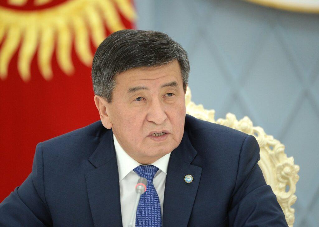 Президент Кыргызстана