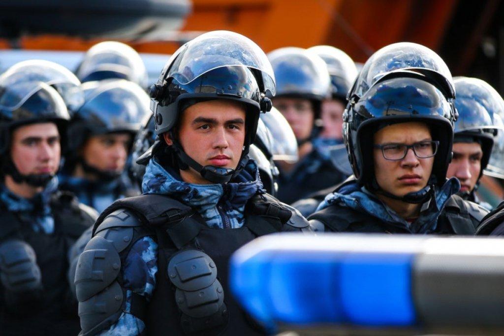 российских силовых структур