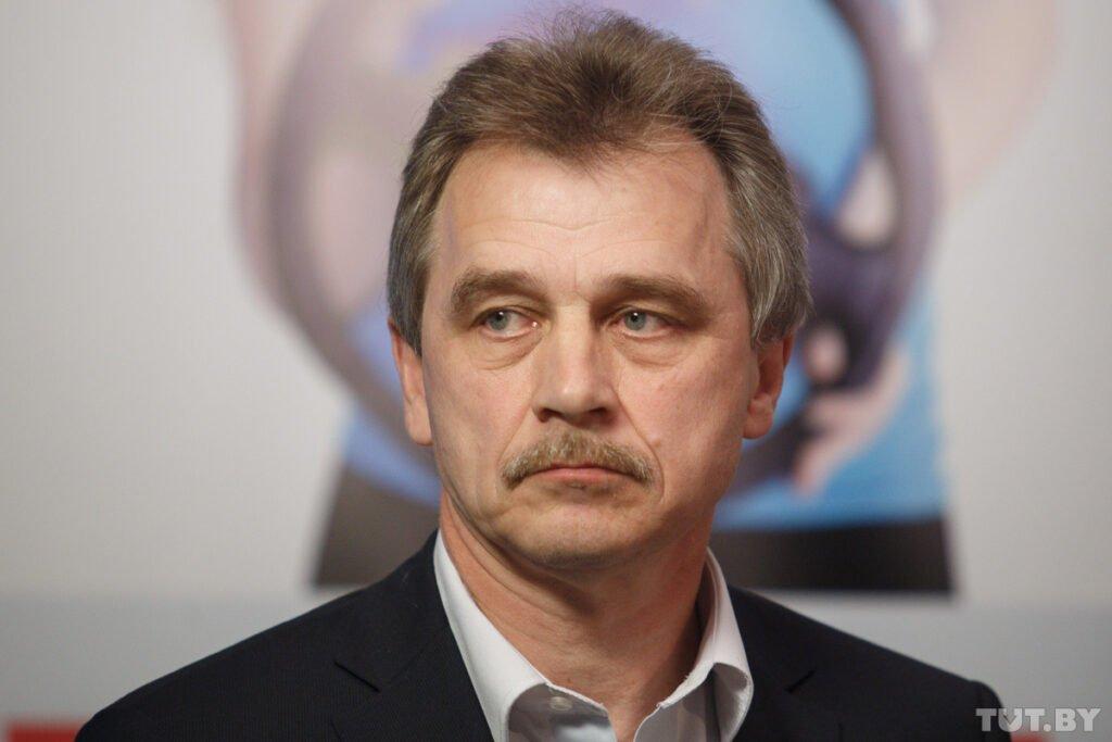 Оппозиционер Анатолий Лебедько