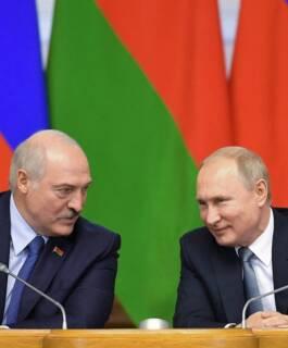 Глава Беларуси с визитом вежливости в Сочи