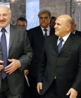 Лукашенко и Мишустин обсудили актуальные вопросы белорусско-российских отношений в сфере экономики