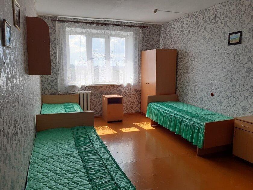 Одна из комнат в общежитии лицея