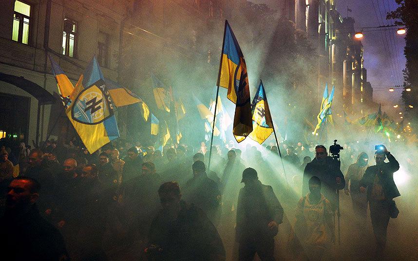 фашизм и нацизм в Украине